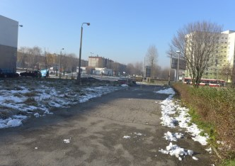 działka na sprzedaż - Sosnowiec, Zagórze